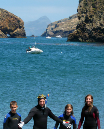 Snorkeling Adventure - Channel Islands National Park