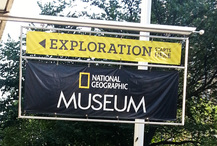 Hollywood Comes to Washington, DC: Why You Should Visit the National Geographic Museum.