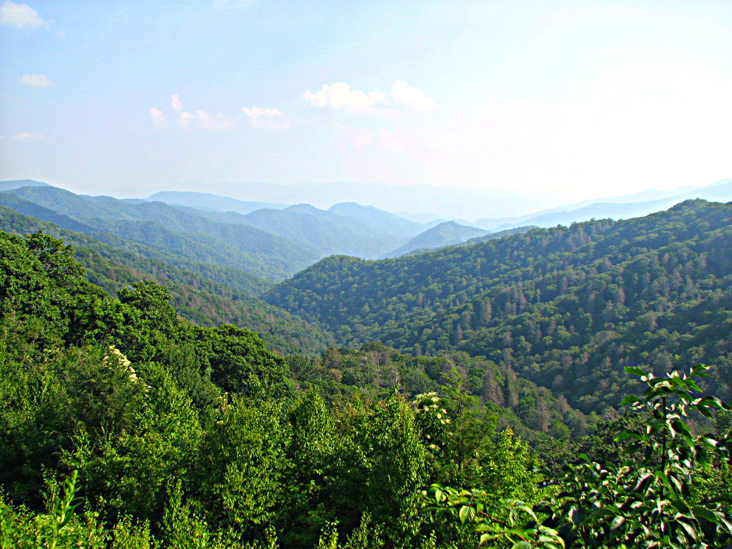 Great Smoky Mountains National Park. National Parks to visit.