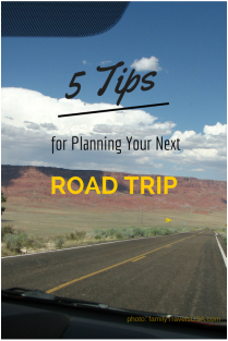 Five Tips for Planning Your Next Road Trip Adventure