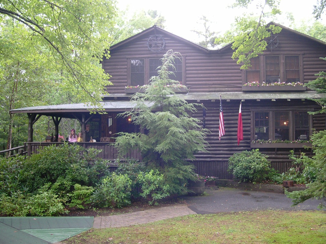 Sprucewold Lodge, Boothbay Harbor, Maine