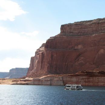Get Up & Go - 6 Road Trip Ideas | Touring Lake Powell