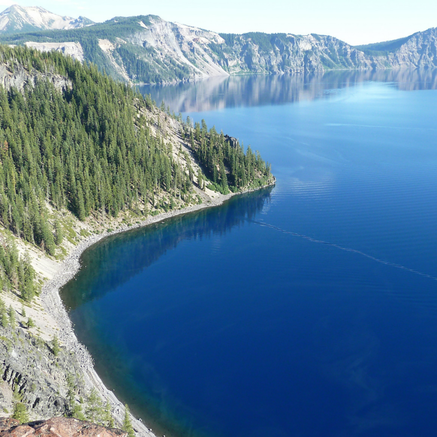 Crater Lake National Park - Pacific Northwest Road Trip