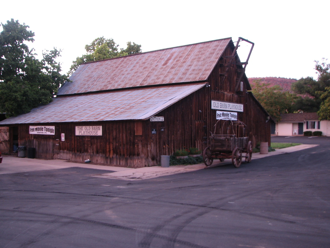 If you love westerns, visit the Old Barn Theater at the famous Parry Lodge in Kanab, Utah.
