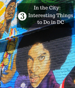 Check out these 3 unique things to do in DC, including searching for street art and eating at a historic food market.