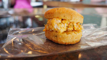 Walk Eat Nashville is a fun tour of East Nashville. One of 8 food tours to try across the USA.