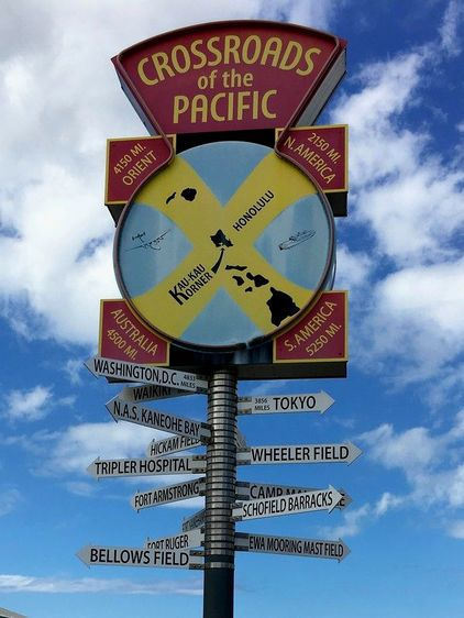 Crossroads of the Pacific at Pearl Harbor. 3 Days on Oahu: A Photo Blog.