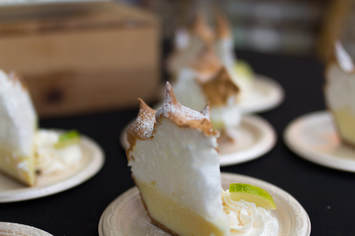 If you love Key Lime Pie, check out the Key Lime Pie Hop. One of 8 food tours to try across the USA.