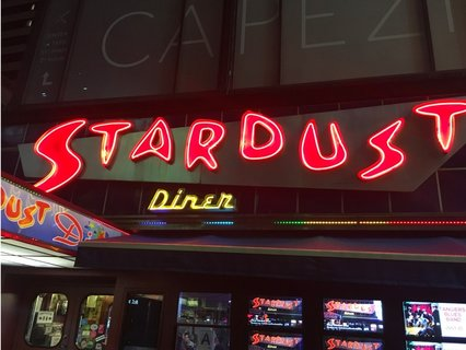 Ellen's Stardust Diner - One of 20 things to add to your NYC Bucket List.