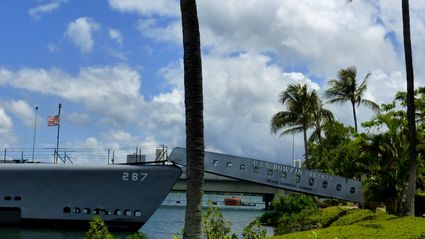 The USS Bowfin Submarine Museum at Pearl Harbor.