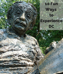 Think you've seen all that DC has to offer? Check out these 10 fun ways to experience the city.