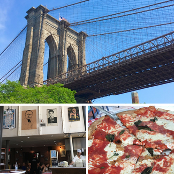 A Slice of Brooklyn Pizza Tour is more than just pizza! It's a great way to get to know Brooklyn. One of 8 Food Tours to Try Across the USA.