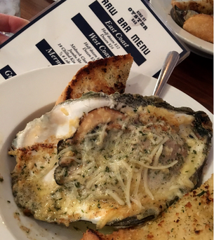 King Street Oyster Bar in historic Leesburg, Virginia is a stop on the Virginia Oyster Trail.