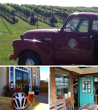 Spend an afternoon visiting a dog-friendly winery or a bike-friendly brewery in Loudoun County, Virginia. #LoveLoudoun