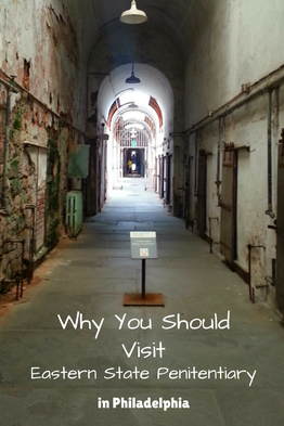 Visiting Philadelphia? Spend some time at Eastern State Penitentiary.