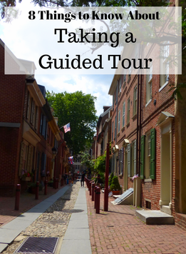 Here are 8 things to know before you take a guided tour.
